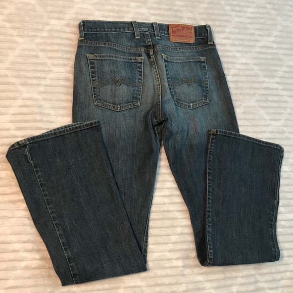 Lucky Brand Denim - Lucky Brand Dungarees Sweet N Low size 4 / 27